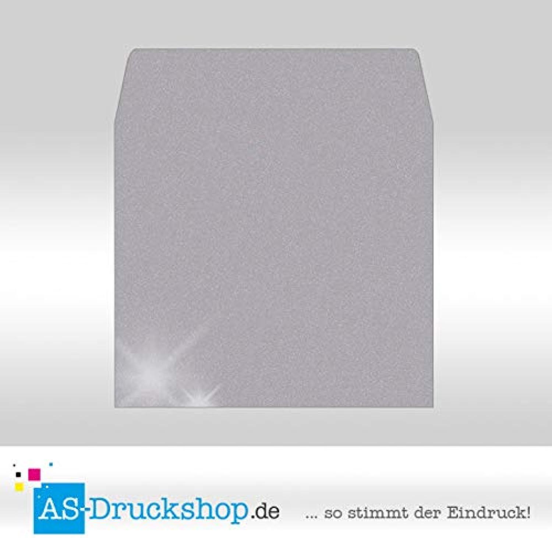 Briefumschlag - Turmalin - mit glänzenden glänzenden glänzenden Partikeln Quadrat - 160 x 160 mm   100 Stück B0794ZF1W6   Hohe Qualität  bafc41
