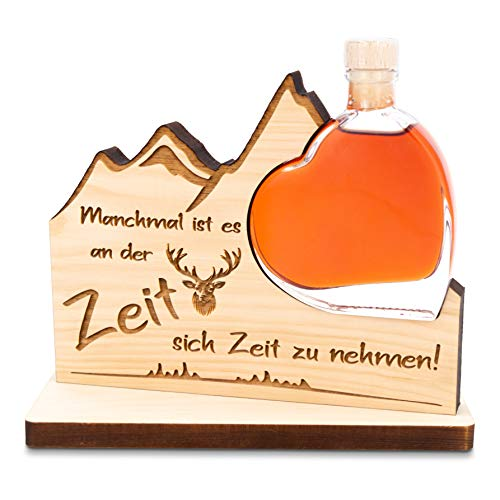 Zirbenberg/Herz mit süßem Zirberl (Manchmal)