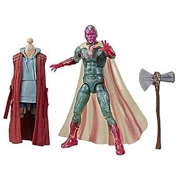 Avengers Marvel Legends Series Captain America  Civil War 6  Collectible Action Figure Marvel's Vision Collection