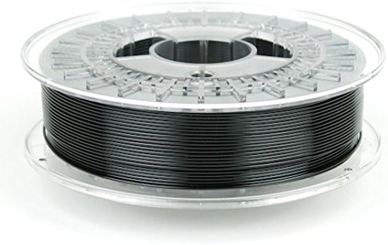 FarbeFabb XT-Filament für 3D Drucker (1,75mm) schwarz B01080YND6