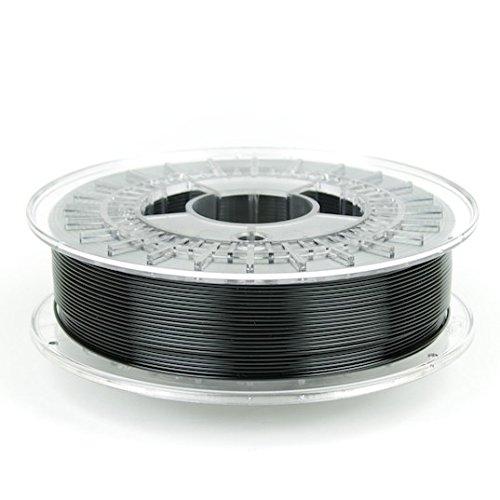 ColorFabb 8719033553101 Filamento PLA per Stampante 3D, Nero