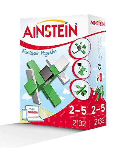 AINSTEIN 2132 - Alles was fliegt, einzigartiges Lernspielzeug zur Förderung der Kreativität, Made in Austria