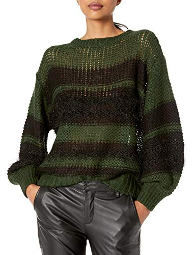 Pull over sweater Relaxed fit Long sleeves
