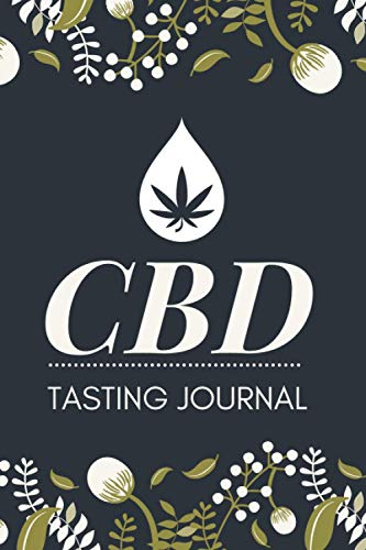 CBD Tasting Journal: Product Tasting...