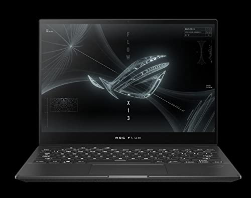 Asus ROG Flow X13 GV301QC-K5103TS Laptop (Ryzen 9 5900HS/ 32GB/ 1TB SSD/ Win10/ 4GB Graph)