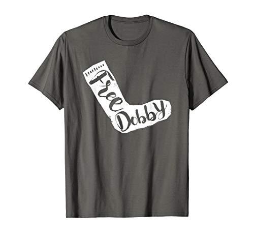 Harry Potter Free Dobby Sock T-Shirt