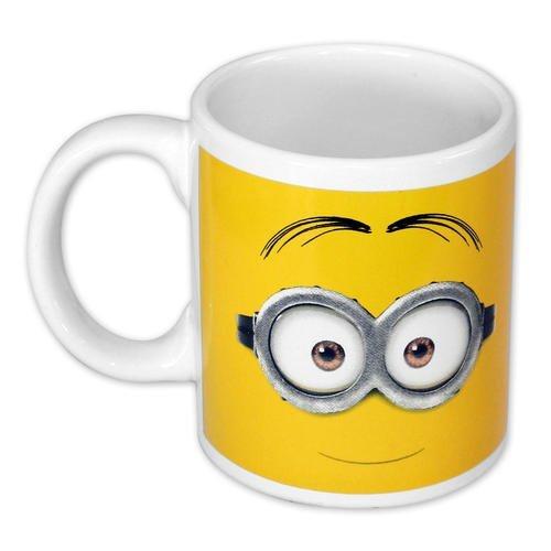 Ich einfach unverbesserlich - Kaffeetasse Dave 2 Augen - 200ml
