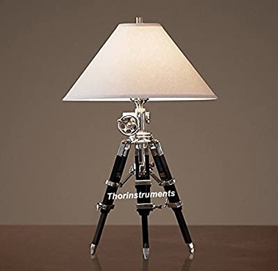 Designer Nautical Tripod Stand Table Lamp