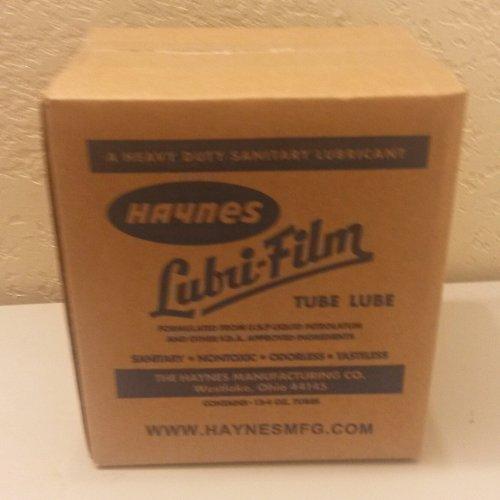 Haynes Lubri-Film Tubes 12-4oz Tubes per Box