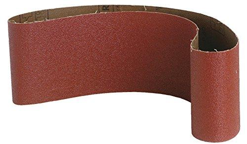 Bande abrasive 65 x 410 mm SCID - Grain 40, 80, 120 - Vendu par 5