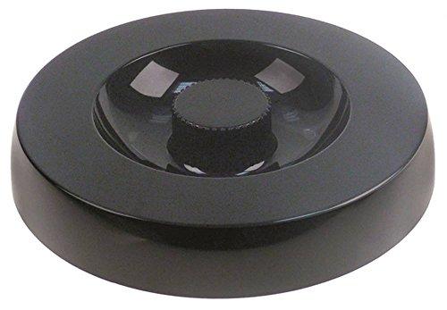 Faema containerdeksel voor koffiemolen MC90 voor koffiebonenreservoirs breedte 50 mm ø 266 mm