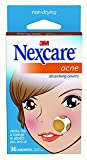 Home Essential Nexcare Acne Absorbing Cover Two Sizes 36 Count