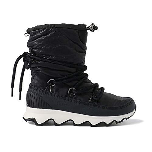 SOREL ソレル キネティックブーツ【ウィメンズ】 7.5(24.5cm) ブラック/ホワイト