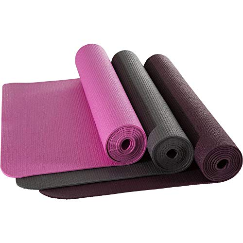 ENERGETICS Yogamatte Seasonal 3 mm, Verschieden, One Size