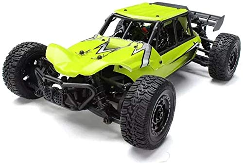 Turtle Story Juguetes 1/18 RC Car 4WD Ratchet Off Road Sandrail Buggy 18856 JXNB