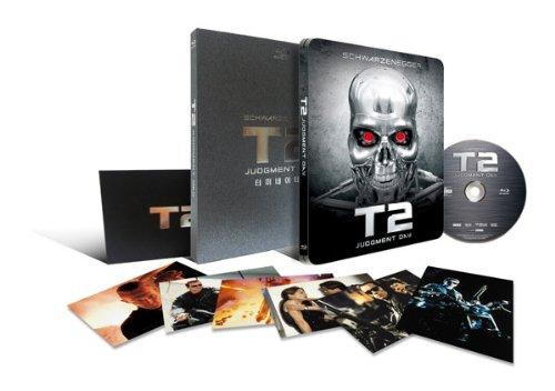 The Terminator 2 - Judgement Day - Strictly Limited Steelbook im Schuber (geprägt auf 1000 Stk) (Blu-ray)