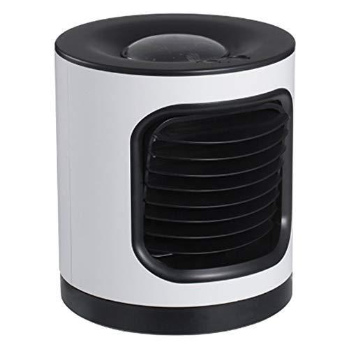 JINKEBIN Ventilatore USB 4000 MAh Ventilatore Purificatore D'aria USB Ricarica Purificazione Ventilatore di Raffreddamento per uso domestico Ufficio