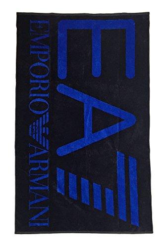 EMPORIO ARMANI 904007 7P790 BLU NOTTE TELO MARE Uomo BLU NOTTE UNI