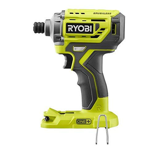 Ryobi P239 18V One+ Brushless Lithium-Ion Impact Driver (Bare Tool Only)(Bulk Packaged) (Renewed)