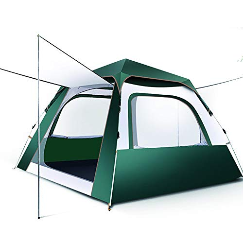 Tent Portable Camping, nWaterproof Camping, Beach Cabana Sun Shelter, Ventilated and Durable for Hiking Climbing Fishing Picnic