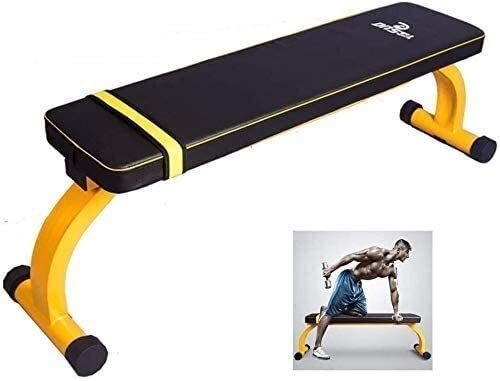 JYMBK Weight Bench Training Fitness free Dumbbell Surprise price Foldable Gym Stool