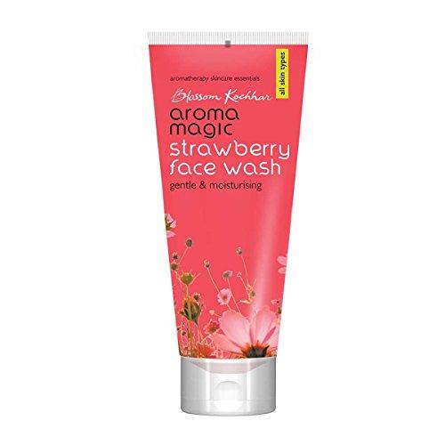 Aroma Magic Face Wash 100 ml (Strawberry)