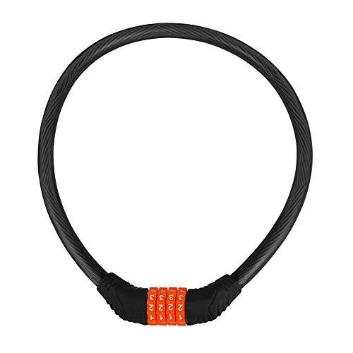 Autofy Heavy Duty Semi-transparent 4 Digit Number Lock Helmet Lock Multipurpose Lock...