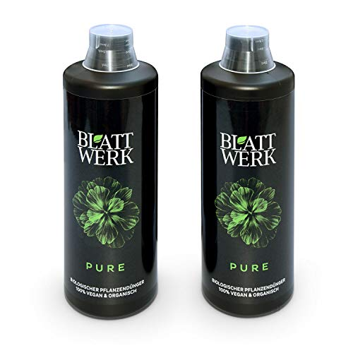 1 -  Blattwerk Pure Bio