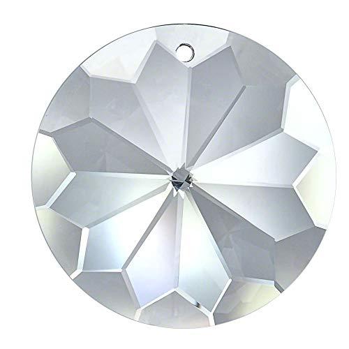 Arco Iris cristal Rivoli sol Diámetro 30,40,45mm Crystal 30% PbO ~ Feng...