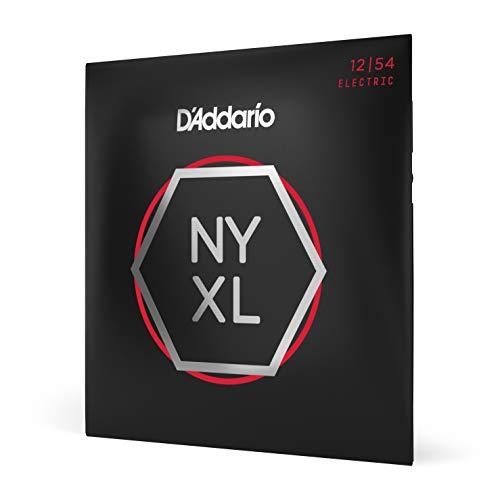 Cuerdas para Guitarra Eléctrica D'Addario NYXL1254 Nickel Wound, Heavy, 12-54