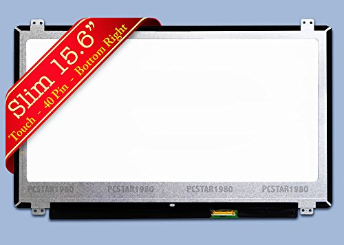 Generic New 15.6' HD Touch Laptop Replacement LED LCD Screen for DELL INSPIRON 15 5558