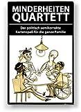 Minderheiten-Quartett - Basisspiel - Das politisch semikorrekte Kartenspiel. -