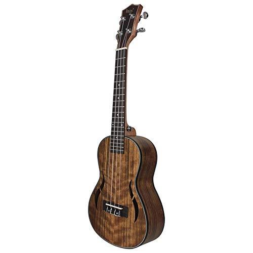 Ukulele Tenor Ukulele Kits 26 Zoll Walnussholz 18 Bund Akustikgitarre Ukelele Tasche Capo Strap Mahagoni Hals Hawaii 4-saiter Guitarra