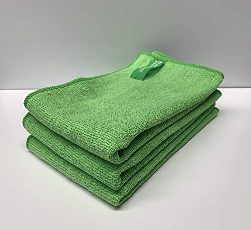 Jemako Profituch 3er Set in grün - Grösse je Tuch ca. 35 x 40 cm