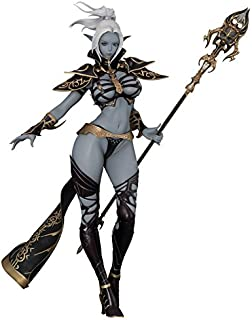 Lineage 2 Elf 1 / 7 scale PVC pre-painted PVC figure