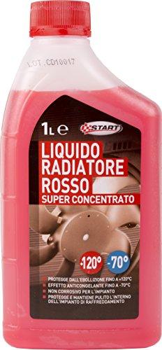 START koelvloeistof rood-70 °C 1 L voor monoblock aluminium