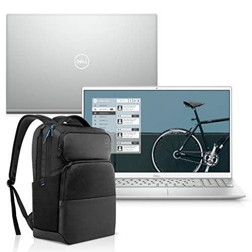 "Notebook Ultrafino Dell Inspiron i5502 15.6"" Full HD 11ª G. Intel Core i7 16GB 512GB SSD NVIDIA GeForce Win 10 + Mochila"