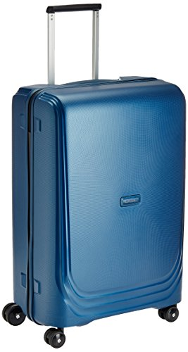 Samsonite Optic Spinner 55/20 Bagaglio a Mano, Polipropilene, Metallic Green, 43 ml, 55 cm