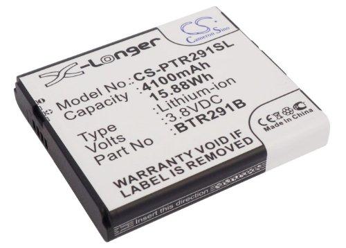 Battery Replacement for PANTECH 291LVW-7046, MHS291L, MHS291LVW Part NO BTR291B