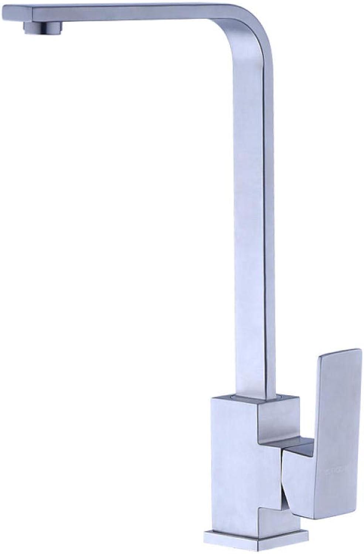 Wasserhahnküchenarmatur Hei Und Kalt Drehbar Netz Blei Edelstahl Spüle Wasserhahn Spüle Wasserhahn