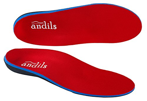 Orthotic Shoe Insoles Arch Shock Absorption and Cushioning Comfort Shoe Insoles