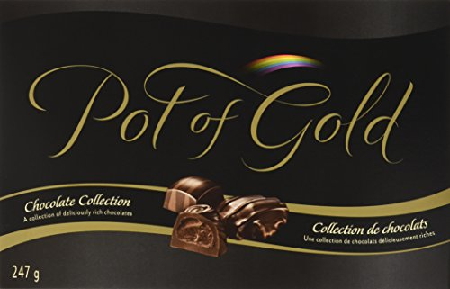 Hershey's Pot of Gold Dark Chocolate Collection