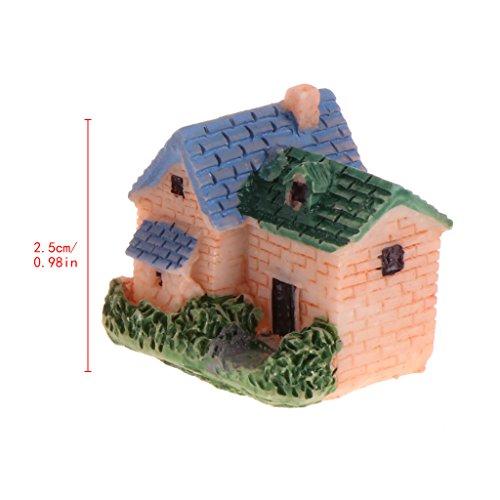 JAGETRADE Décoration de Maison Miniature pour Jardin féerique