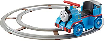Power Wheels Thomas & Friends, Thomas Train with Track (Amazon Exclusive) from Power Wheels