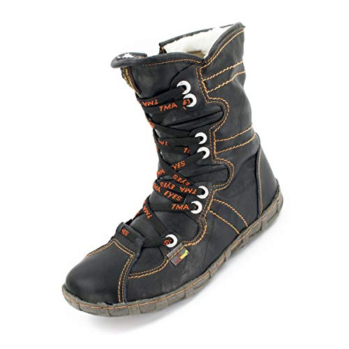 TMA Damen Winter Boots 2013 Schwarz 37