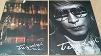 2冊パンフINORAN Teardrop Live Tour 2011写真集パンフレットLUNA SEAルナシー