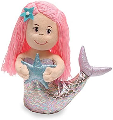 ordenar ahora Cuddle Barn Animated Plush Toy Marina Marina Marina The Singing Mermaid by Cuddle Barn  marcas en línea venta barata
