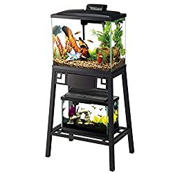Aqueon Forge Aquarium Stand - Best Fish Tank and Aquarium Stands