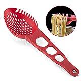 2 x Spaghetti-Servierer, kreativer Antihaft-Pastalöffel, Spaghetti-Löffel für Küche,...