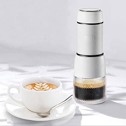 W Pełni Automatyczny Młynek Do Parzenia Kawy Przenośny Ekspres Do Kawy Ręczny Ekspres Do Kawy Ciśnieniowy Espresso Ręczny Ekspres Do Kawy Dla Domu Podróżnik Młynek Do Przypraw Do Kawy Sokowirówka Sok